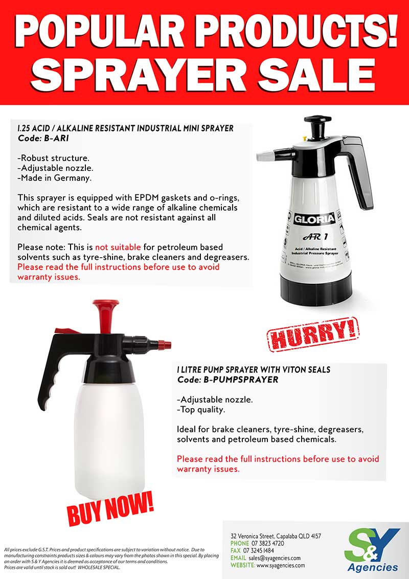 Popular Products Sprayer Sale promo